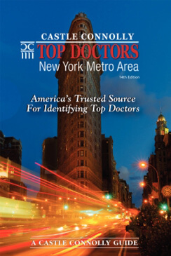 Castle Connolly Top NY Doctors 2011