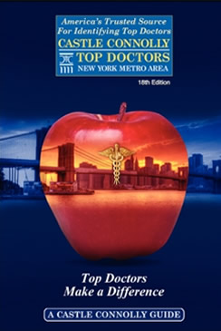 Castle Connolly Top NY Doctors 2015
