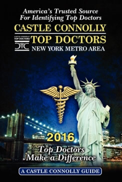 Castle Connolly Top NY Doctors 2016