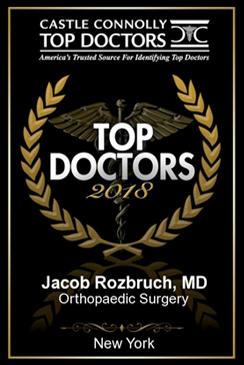 Orthopedic Surgeon NYC | Jacob Rozbruch, MD