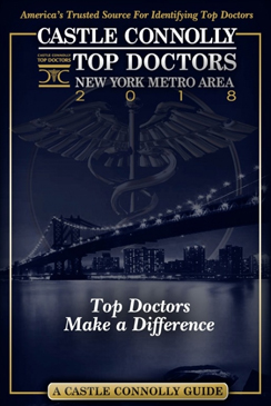 Castle Connolly Top NY Doctors 2018