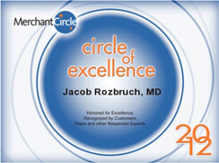 Merchant Circle - Circle Of Excellence 2012