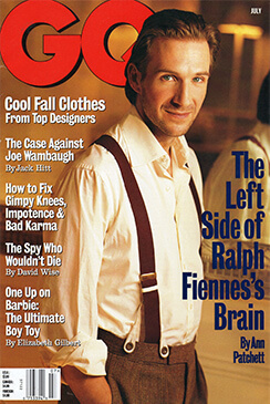GQ Magazine Featuring Dr. Rozbruch