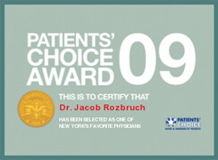 Patients' Choice Award 2009