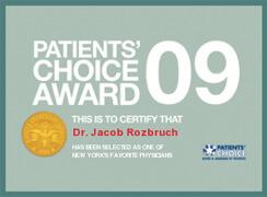Patients' Choice Award 2009