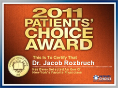 Patients' Choice Award 2011