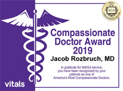 Vitals Most Compassionate Doctor 2019