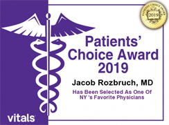 Vitals Patients' Choice Award 2019