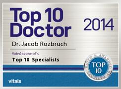 Vitals Top 10 Doctor 2014