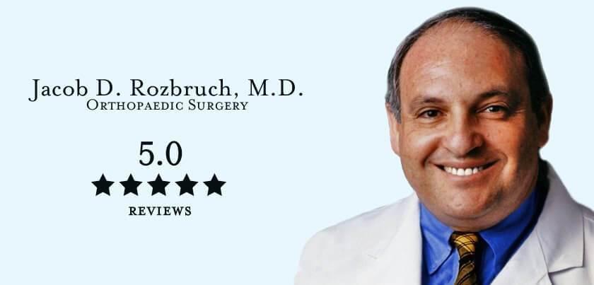 Dr. Jacob Rozbruch Testimonials