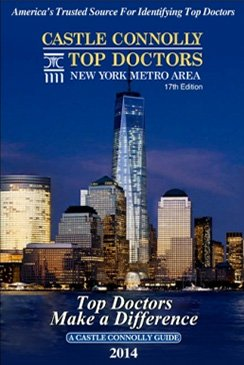 Castle Connolly Top NY Doctors 2014