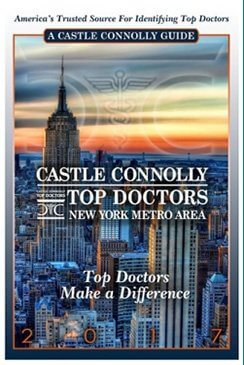 Castle Connolly Top NY Doctors 2017
